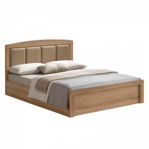 Κρεβάτι Διπλό Sonoma Oak