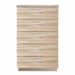 Συρταριέρα 5-Συρτ.60x40x97cm Sonoma