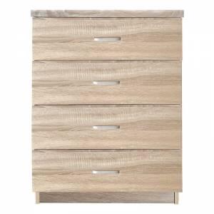 Συρταριέρα με 4 Συρτάρια - Sonoma