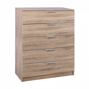 Συρταριέρα με 5 Συρτάρια - Sonoma