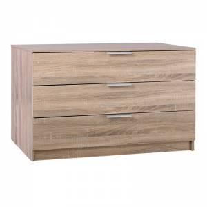 Συρταριέρα 3-Σ 80x40x64cm Sonoma