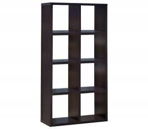 Ραφιέρα 8-Cells 80x39x155cm Wenge