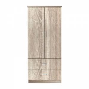 Ντουλάπα 80x50x180cm Sonoma