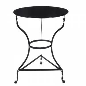 Τραπέζι Μεταλλικό Μαύρο