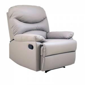 Πολυθρόνα Relax Σαλονιού - Καθιστικού / Pu Cappuccino