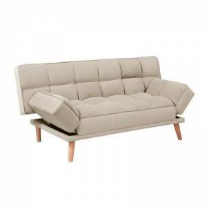 Καναπ.Κρεβάτι Ύφ.Μπεζ