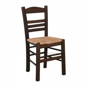 Καρέκλα Εμποτισμός Καρυδί