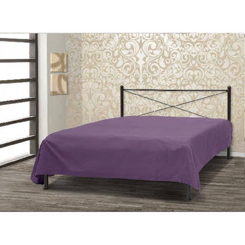 Ερμής Κρεβάτι Μονό Μεταλλικό 90x190cm