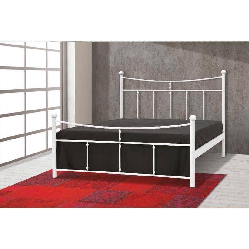 Κίμων Κρεβάτι Μονό Μεταλλικό 90x190cm