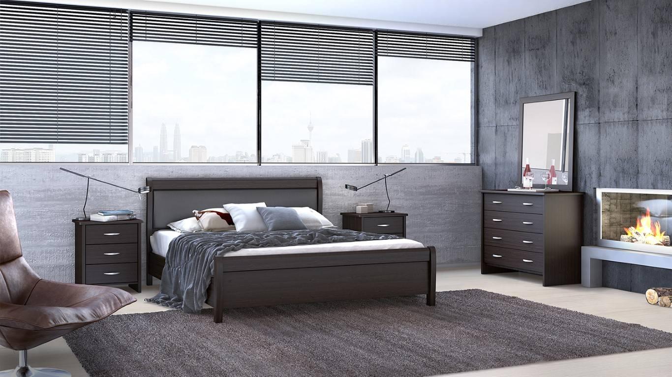 Κρεβάτι Νο26A Βέγγε