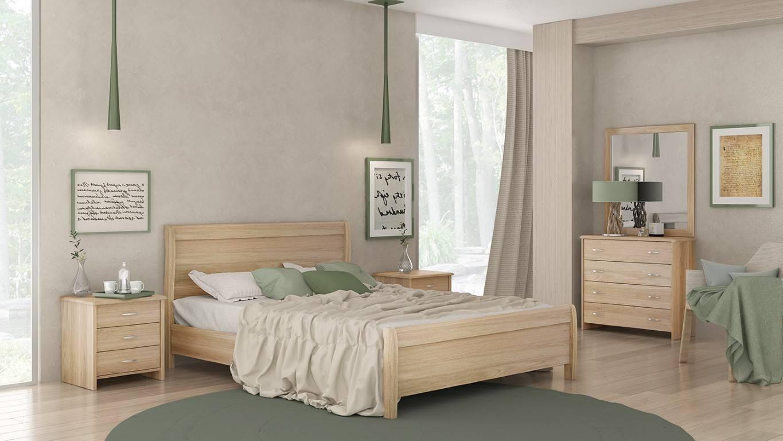 Κρεβάτι Νο26 Λάττε