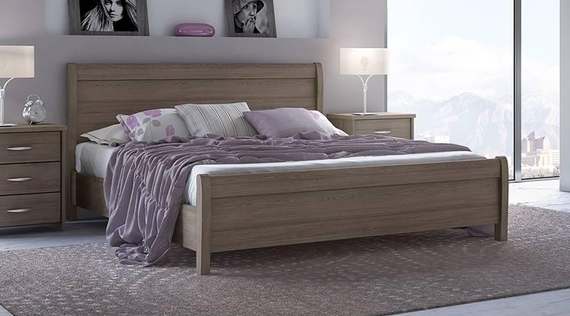 Κρεβάτι Νο26 Μόκα