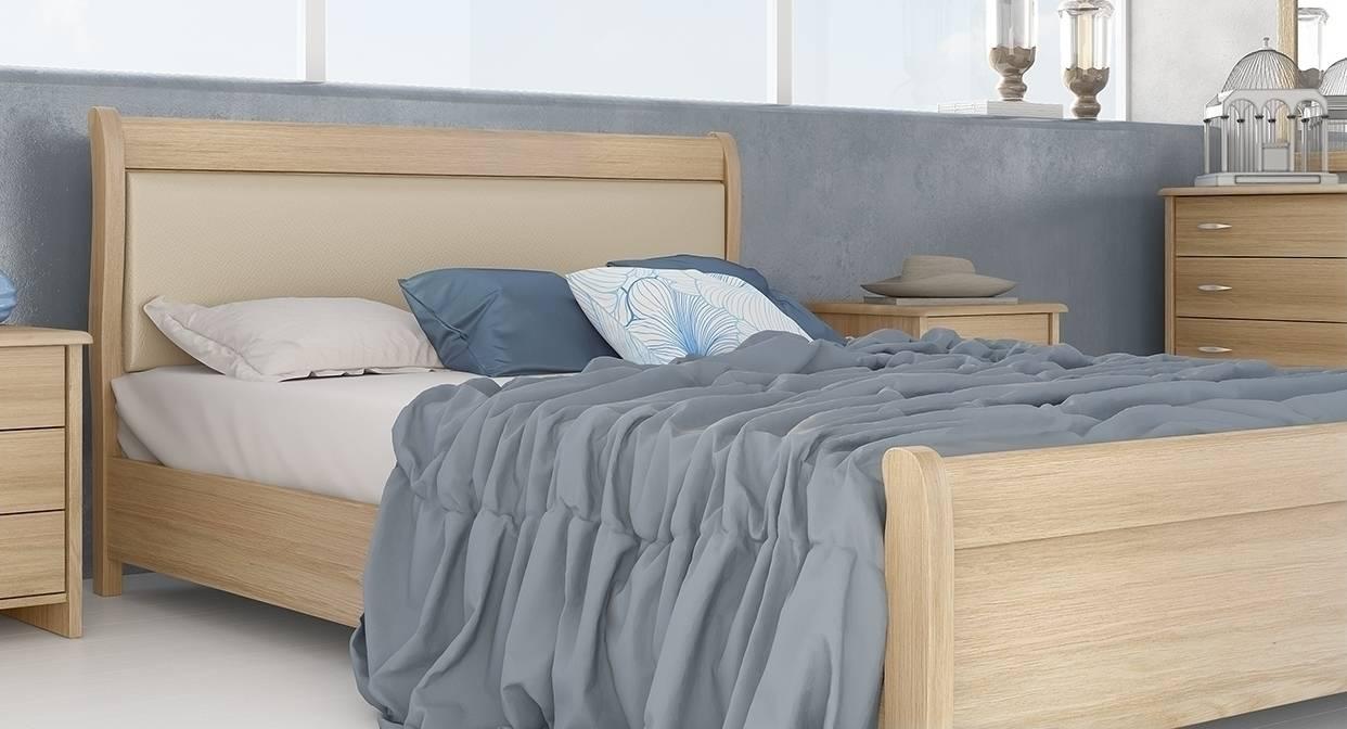 Κρεβάτι Νο26A Λάττε