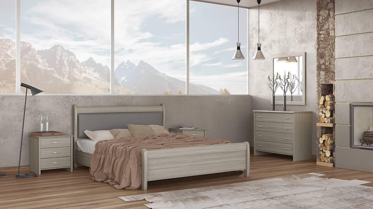 Κρεβάτι Νο26A Όλιβ