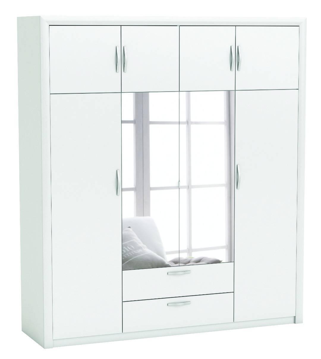 Ντουλάπα Odise-Λευκό