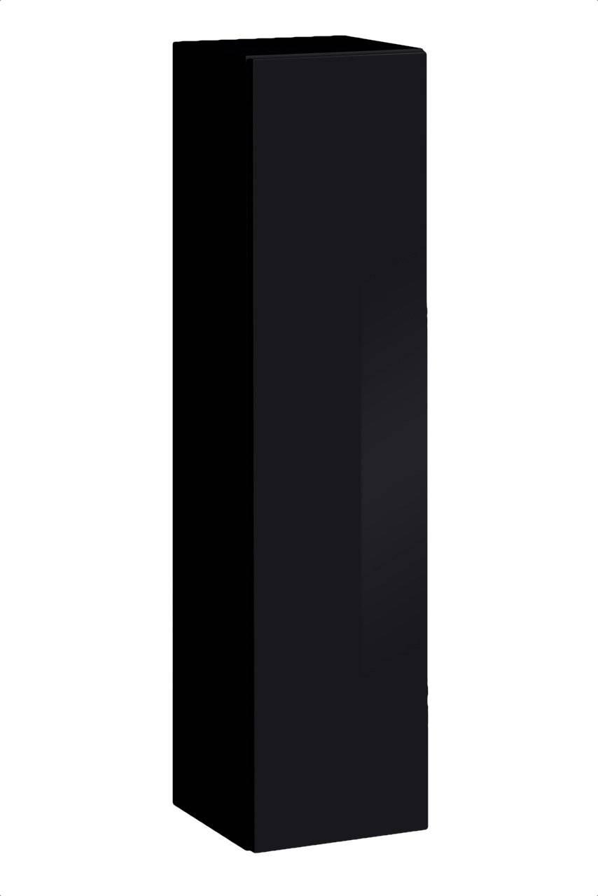 Κρεμαστή Στήλη Swiss II-Μαύρο