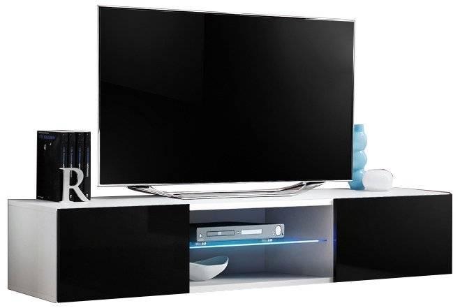 Κρεμαστή Βάση Τηλεόρασης Fly I-Λευκό - Μαύρο