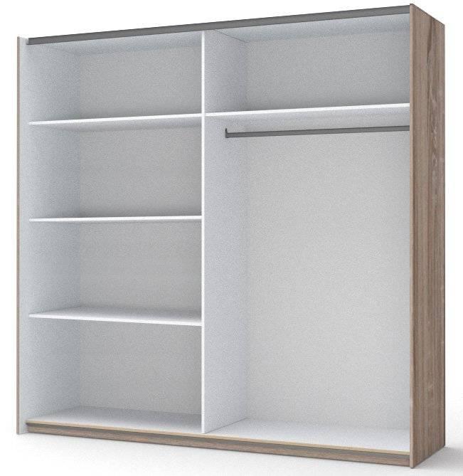 Έξτρα ράφια ντουλάπας Colter