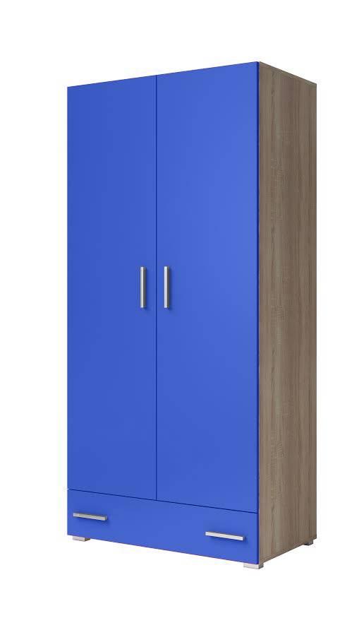 Ντουλάπα χαρά-Μπλε