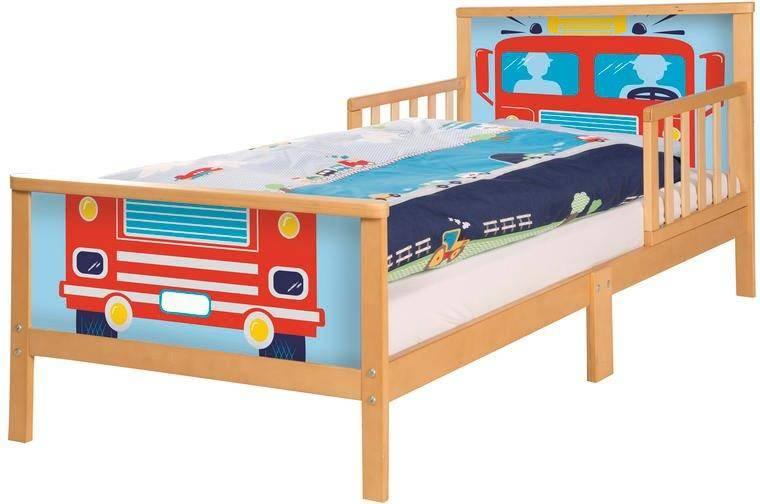 Κρεβάτι Firetruck