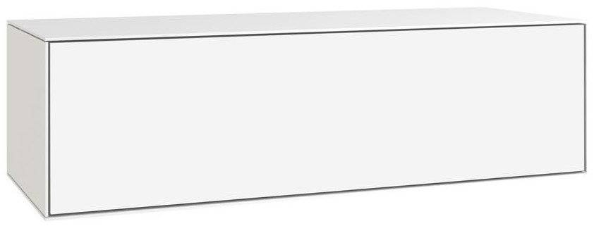Οριζόντια στήλη Sound κρεμαστή-Λευκό