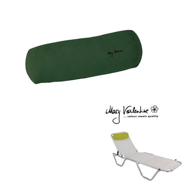 Μαξιλαράκι Πράσινο 39x15 (με λάστιχο)