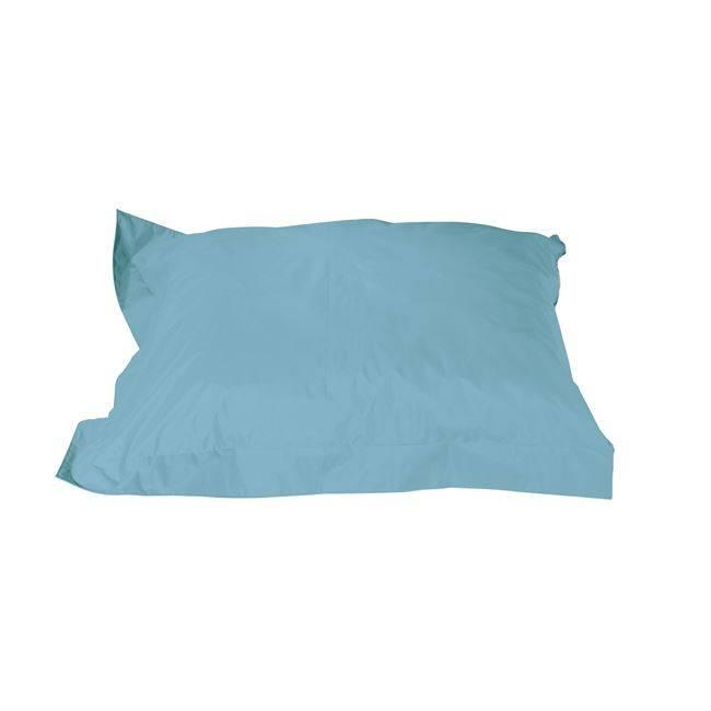 Μαξιλάρι Πουφ Ύφ.Γαλάζιο 100% Αδιάβροχο