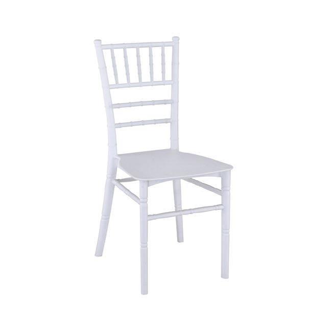 Καρέκλα Λευκή