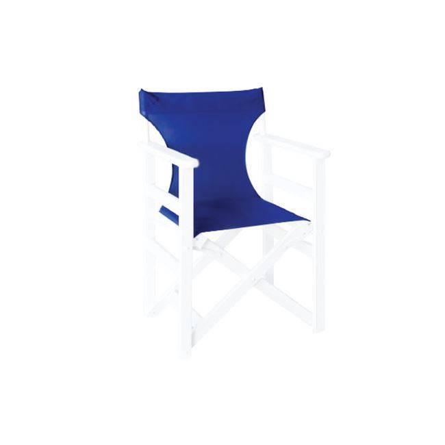 Σκηνοθέτη Textilene Μπλε 550gr/m2