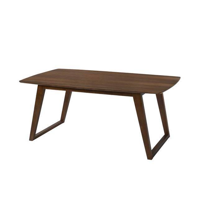 Τραπέζι 180x90cm Καρυδί