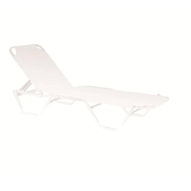 CRETA Textilene Λευκό 200x26cm (1x2-540g/m2) Α281,3
