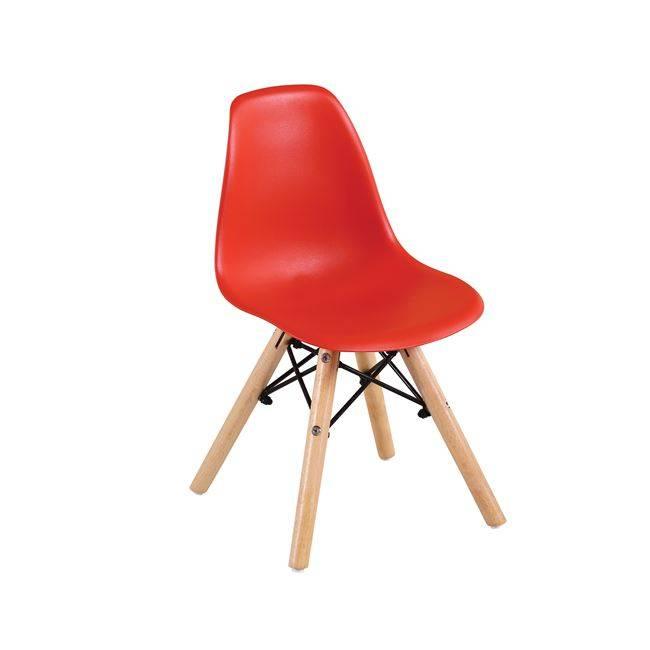 ART Wood Kid Καρέκλα PP Κόκκινο ΕΜ123,ΚR