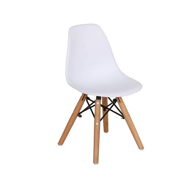 ART Wood Kid Καρέκλα PP Λευκό ΕΜ123,ΚW