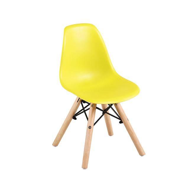 ART Wood Kid Καρέκλα PP Κίτρινο ΕΜ123,ΚY