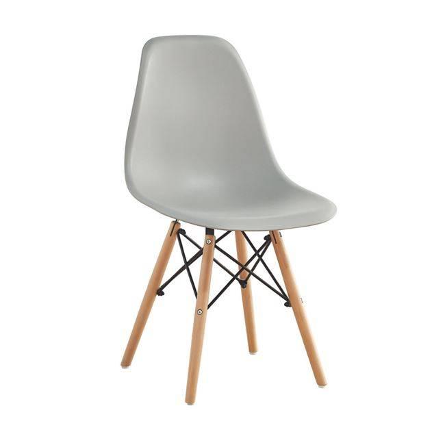 ART Wood Καρέκλα PP Γκρι ΕΜ123,01W