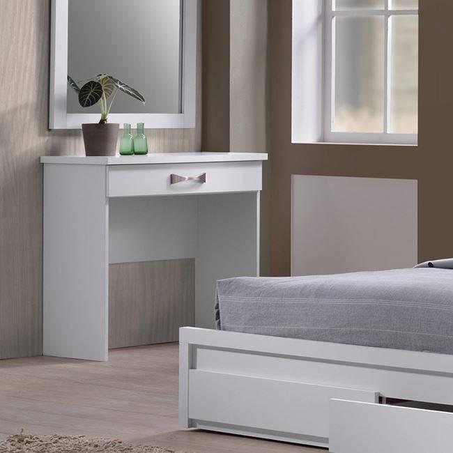LIFE Τουαλέτα 80x40x76 Λευκή ΕΜ367,1