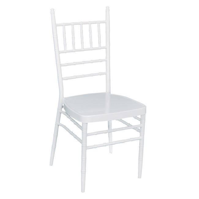 ILONA Καρέκλα Μεταλ.Λευκή ΕΜ516,4
