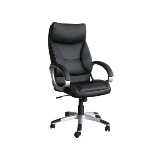 BF5700 Πολυθρόνα Διευθ.Μαύρη ΕΟ300