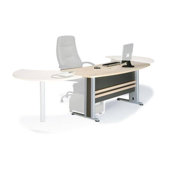 Γραφείο EXECUTIVE No 999 180x80cm DG/Beech ΕΟ999Γ
