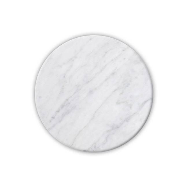 ΜΑΡΜΑΡΟ ΕΚΟ Φ60cm Λευκό Ε00012