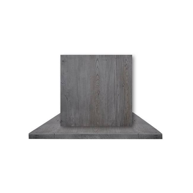 RESIN ΚΑΠΑΚΙ 56x56cm Cement (Εσωτ.Χώρου) Ε004,2
