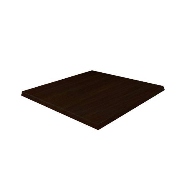VENEER Καπάκι 70x70/5cm Wenge Ε121,1