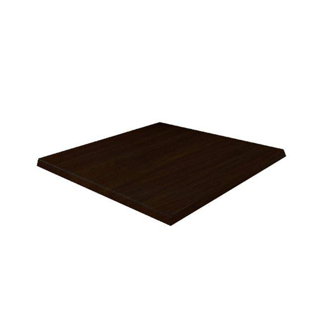VENEER Καπάκι 60x60/5cm Wenge Ε124,1