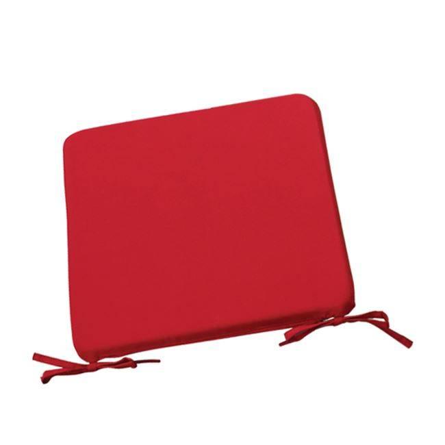 CHAIR Μαξιλάρι 42x42/3cm Κόκκινο Ε203,Κ