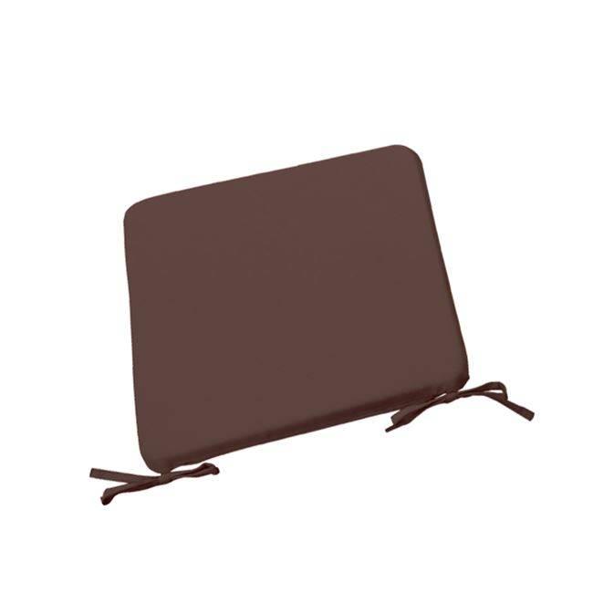 CHAIR Μαξιλάρι 42x42/3cm Καφέ Ε203,B
