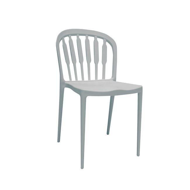 VIRGINIA Καρέκλα PP Λευκή Ε314,2