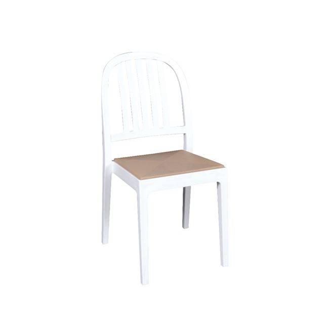 ERA Καρέκ.Πλαστική Άσπρη Ε341,1