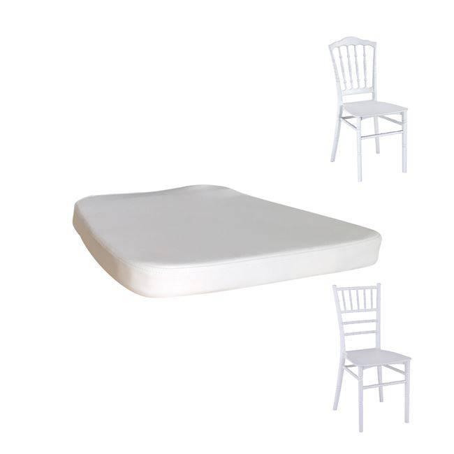 ILONA-MILLS PP Μαξιλάρι Pvc Λευκό (4cm) Ε370,ΜW