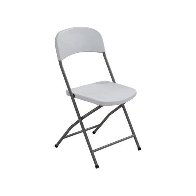 STREAMY Καρέκλα Πτυσσόμενη PP Λευκή Ε501
