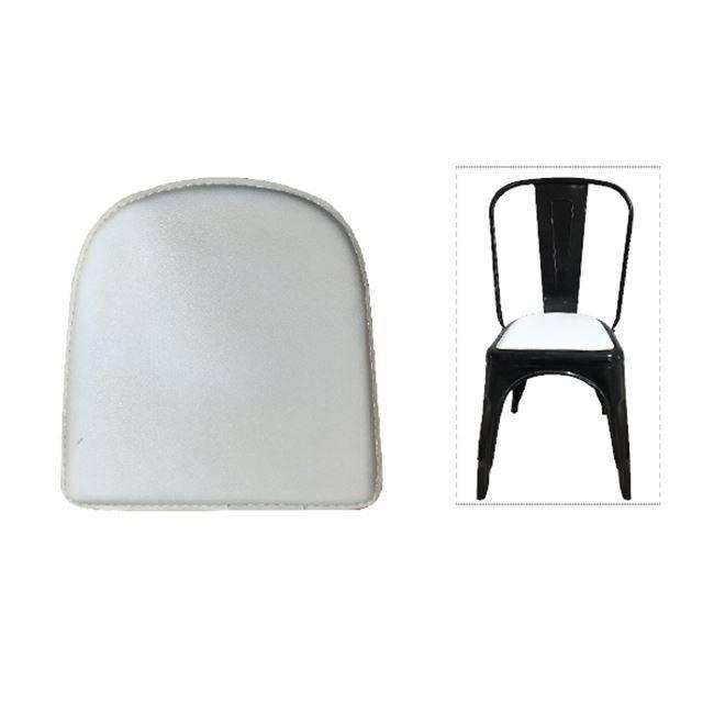 RELIX Κάθισμα Καρέκλας Pvc Άσπρο (Μαγνητικό) Ε519,1Κ